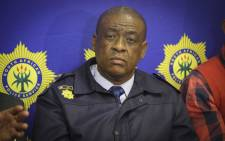 Western Cape Police Commissioner Khombinkosi Jula. Picture: Cindy Archillies/EWN