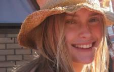 Hannah Cornelius. Picture: Facebook.com