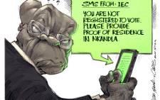 IEC's SMS to Zuma