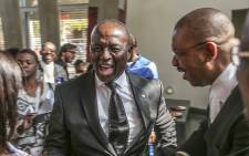 FILE: Former Deputy Chief Justice Dikgang Moseneke delivered his last judgement as a judge in the Constitutional Court in Johannesburg on 20 May 2016. Picture: Reinart Toerien/EWN.