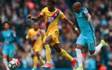 Manchester City vs Crystal Palace at the Etihad Stadium on 6 May 2017. Picture: @CPFC.