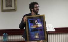 """With over 25 million albums sold worldwide Josh Groban will perform his latest album release """"Stages"""" peaked at number 1 for 3 weeks, on the South African music charts.Picture: Kgothatso Mogale/EWN"""