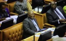 Higher Education Minister Blade Nzimande. Picture: Thomas Holder/EWN.