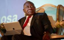 FILE: This undated photo shows Deputy President Cyril Ramaphosa at the 2017 Competition Law, Economics and Policy Conference. Picture: GCIS