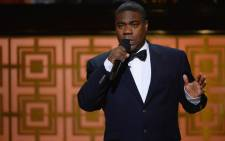 "FILE: Tracy Morgan speaks onstage at Spike TV's ""Don Rickles: One Night Only"" on May 6, 2014 in New York City. Picture: AFP."