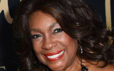 This November 11, 2019 picture shows singer Mary Wilson, from The Supremes, arrive for the Ryan Gordy Foundation 60 Years of Motown Celebration at the Waldorf Astoria in Beverly Hills. Picture: Mark RALSTON / AFP