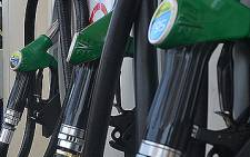 Petrol pumps. Picture: EWN.