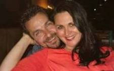 Lana Marques and her husband Gabriel da Silva in happier times. Da Silva shot and killed his wife then turned the gun on himself at the Parkview police station. Picture: Facebook/EWN.