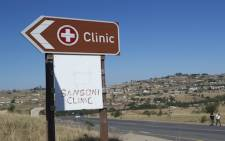 FILE: The deputy minister says there has been a slight improvement in troubled Western Cape clinics. Picture: EWN