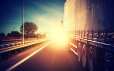 FILE: The truck drivers are angry over foreigners driving trucks using the same road. Picture: 123rf.com