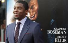Actor Chadwick Boseman will be among those selected to present the 2018 Academy Awards. Picture: AFP.