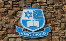 King David school logo. Picture: Facebook.