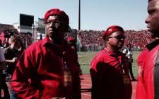 FILE: The EFF's Dali Mpofu. Picture: Sebabatso Mosamo/EWN.