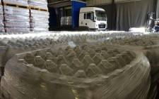 Water has been transported to Eastern Cape towns facing water shortages. Picture: South African Water Warriors/facebook.com