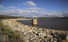 FILE: Theewaterskloof Dam near Cape Town. Picture: Cindy Archillies/EWN