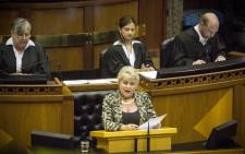 FILE. Kohler Barnard was kicked out of the party for sharing a post on Facebook that public services were better during apartheid. Picture: Thomas Holder/EWN.
