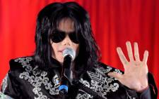 FILE: Late US singer Michael Jackson. Picture: EPA.