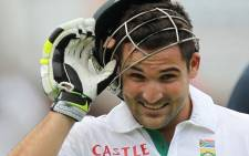 Proteas batsman Dean Elgar scored his second Test Century for the Proteas. Picture: Facebook.