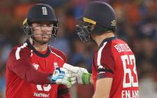 England defeated India in the first T20 International on 12 March 2021. Picture: @englandcricket/Twitter