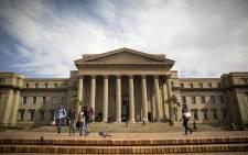 FILE: Wits University Senate House. Picture: Thomas Holder/EWN