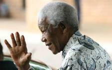 FILE: The late former president Nelson Mandela.