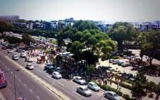 Cape Town Pride March 01 March 2014. Picture: Graeme Raubenheimer/EWN
