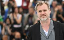 In this file photo taken on 12 May 2018 British director Christopher Nolan poses during a photocall at the 71st edition of the Cannes Film Festival in Cannes, southern France. Picture: AFP