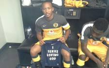 Former Kazier Chiefs striker Lehlohonolo Majoro. Picture: Facebook.