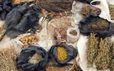 FILE: Traditional medicine. Picture: www.un.org.