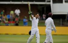 South Africa's Faf du Plessis. Picture: AFP.