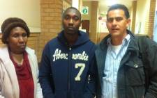 Jason Modisenyane spent the weekend behind bars after police arrested him for alleged involvement in a robbery.