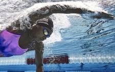 FILE: US swimmer Simone Manuel. Picture: @swimone/Twitter.
