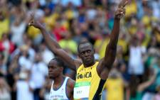 Jamaican sprint star Usain Bolt. Picture: ‏@Olympics.