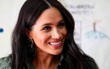 FILE: The Duchess of Sussex, Meghan Markle, visited Action Aid on 1 October 2019. The organisation works against poverty and injustice, to discuss gender-based violence and its impact in South Africa. Picture: Kayleen Morgan/EWN