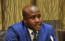 FILE: Home Affairs committee chairperson Bongani Bongo. Picture: GCIS.