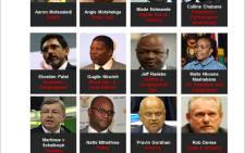 Zuma's Cabinet survivors