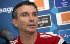 FILE: Patrice Carteron. Picture: AFP.