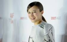 Zelda Williams has returned to twitter after she quit the social media over online harassment she suffered. Picture: AFP.