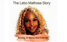 The Lebo Mathosa Story. Picture: @BET_Africa/Twitter.