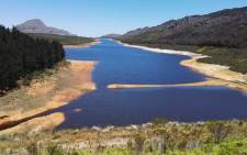 A general view of Steenbras Dam. Picture: Eduard de Kock/EWN