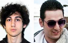 FILE: Dzhokhar and Tamerlan Tsarnaev.