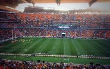The Nelson Mandela Sports and Culture Day at the FNB Stadium in Soweto on 17 August 2013. Picture: @Unite4Mandela via Twitter