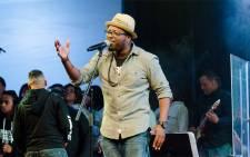 South African gospel artist Neville D. Picture: nevilled.co.za