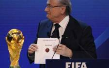 FILE: President Vladimir Putin said he is confident Russia will host the finals despite investigations into alleged corruption at Fifa and how Russia was awarded the 2018 finals. Picture: Supplied.