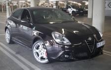 The Alfa Romeo Giulietta QV. Picture: Matt Young/EWN.
