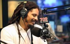 Rohan Marley at Primedia