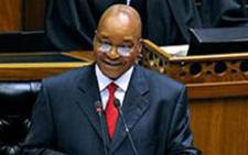President Jacob Zuma announces a possible reduction of sentence.