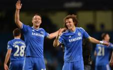 FILE: Chelsea captain John Terry scored the only goal in his team's match against Everton in the English Premier League on Saturday 22 February 2014. Picture: Facebook.
