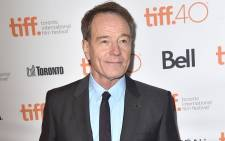 "Actor Bryan Cranston attends the ""Trumbo"" premiere during the 2015 Toronto International Film Festival at The Elgin on September 12, 2015 in Toronto, Canada. Picture: AFP."