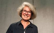 Sr Nathalie Becquart (52) is a member of the France-based Xaviere Sisters, has a master's degree in management from the prestigious HEC business school in Paris and studied in Boston before joining the order. Picture: Twitter/@Synod_va